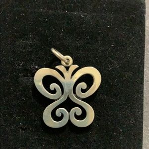 James Avery Jewelry - Sterling Silver James Avery Butterfly Pendant